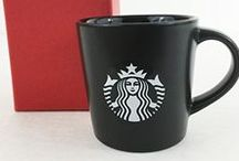 iHeart Starbucks Collectible Mugs & Cups / #Starbucks collections of mugs, cups, and more! Available on eBay!