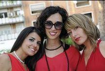Red&Black  Party / Grande Evento OF alla Piscina delle Rose- Luglio 2014