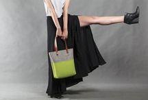 My bags / my felt bags