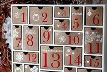 Adventní kalendářová inspirace