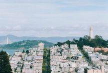 san francisco / ~ travel, style, lifestyle in San Francisco + the Bay Area, California ~