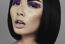 fierce / ~ hair, makeup + style pushing limits ~