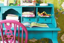 Writing Spaces / Gorgeous/quirky writing spaces