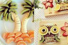 food art / funny food