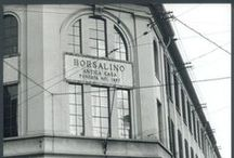 History of business / Borsalino premises in early 19s