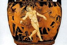 Red Figures & Black Figures (Greek Classical Ceramics)