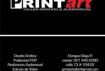 PRINTart / trabajos