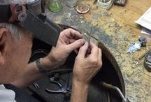 Professional Jeweller / Your opportunity to see our Jeweller at work.