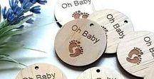 Baby Celebrations / Nursery / Cake Toppers, Baby Shower, Baby Reveal, Dolls, Keepsakes. Christeings, Baptisms, Nursery Decor