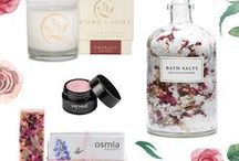 gifties + holidays / ~ natural and eco-friendly gift ideas for birthdays, Christmas and other holidays ~