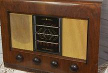 Vintage Bush Wireless Restoration / ebay £40 + £14 delivery