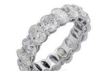 Bands - Malakan Jewelry / Take a look at our breath-taking diamond bands.