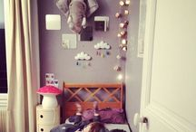 Ideas for Väinö & Aino / Ideas for childrens' room, for a boy and a girl