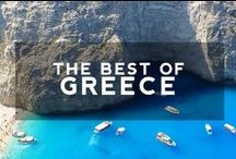 Hip Greece Travel / If you're wondering what to do in Greece, Europe, then look no further. We've gathered the Best of Greece in this board for you, from inspirational travel photos to practical tips || Find all your worldly travel inspiration at: hiptraveler.com - your journey begins here