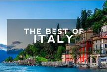 Hip Italy Travel / If you're wondering what to do in Italy, Europe, then look no further. We've gathered the Best of Italy in this board for you, from inspirational travel photos to practical tips || Find all your worldly travel inspiration at: hiptraveler.com - your journey begins here