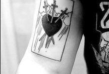 Mystic Ink / If you have an interest in Tarot or the Psychic world, you may decide to show your love through body art. Here's some inspiration.