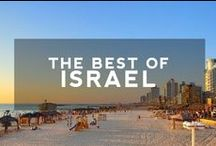 Hip Israel Travel / If you're wondering what to do in Israel, then look no further. We've gathered the Best of Israel in this board for you, from inspirational travel photos to practical tips || Find all your worldly travel inspiration at: hiptraveler.com - your journey begins here