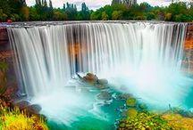 Water Falls!! / by Kathy Johnson