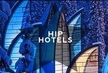 Hip Luxury Hotels / Hip Traveler helps you find the most exotic and beautifully designed luxury hotels from around the world, so you can add them to your dream travel itinerary | See the rest of our top 100 Hip Traveler Hotels on: hiptraveler.com