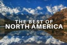 Hip North America Travel / If you're wondering what to do in North America, then look no further. We've gathered the Best of North America in this board for you, from inspirational travel photos to practical tips || Find all your worldly travel inspiration at: hiptraveler.com - your journey begins here