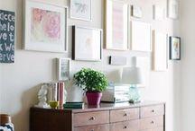 {A Boho Chic Home} Styling, Furnishings & Decor / by Madeline Jamison Buckingham