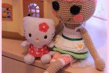 Crochet Amigurumis (Patrones) / by Carolina Mellado