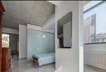 interiors | bedroom / Soluzioni moderne, eleganti e con uno stile unico. Superifici Ideal Work per la tua camera. / Very stylish and modern solutions for bedroom.