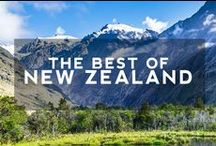 Hip New Zealand Travel / If you're wondering what to do in New Zealand, then look no further. We've gathered the Best of New Zealand in this board for you, from inspirational travel photos to practical tips || Find all your worldly travel inspiration at: hiptraveler.com - your journey begins here