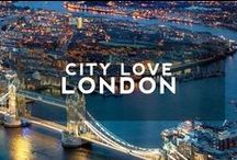 City Love: London / Tips and Travel Inspiration for one of our Favorite Hip Places Around the World: London | Find More City Trips on hiptraveler.com