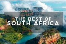 Hip South Africa Travel / If you're wondering what to do in South Africa, then look no further. We've gathered the Best of South Africa in this board for you, from inspirational travel photos to practical tips || Find all your worldly travel inspiration at: hiptraveler.com - your journey begins here