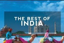 Hip India Travel / If you're wondering what to do in India, then look no further. We've gathered the Best of India in this board for you, from inspirational travel photos to practical tips || Find all your worldly travel inspiration at: hiptraveler.com - your journey begins here