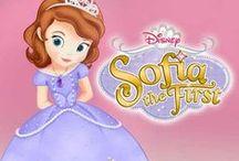 Sophia The First / Disney Sophia The First Princess / by Mary Ferrer-Bonet