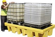 SD drum and chemical storage /  Tel: 01446 772614  Web: www.storage-design.ltd.uk  Email: info@storage-design.ltd.uk