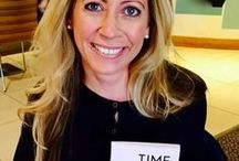 Time Management with Abigail Barnes / Find out how you can save time and have more fun book!