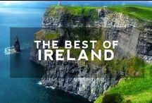 Hip Ireland Travel / If you're wondering what to do in Ireland, then look no further. We've gathered the Best of Ireland in this board for you, from inspirational travel photos to practical tips || Find all your worldly travel inspiration at: hiptraveler.com - your journey begins here