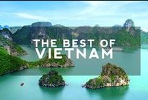 Hip Vietnam Travel / If you're wondering what to do in Vietnam, then look no further. We've gathered the Best of Vietnam in this board for you, from inspirational travel photos to practical tips || Find all your worldly travel inspiration at: hiptraveler.com - your journey begins here