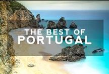 Hip Portugal Travel / If you're wondering what to do in Portugal, then look no further. We've gathered the Best of Portugal in this board for you, from inspirational travel photos to practical tips || Find all your worldly travel inspiration at: hiptraveler.com - your journey begins here