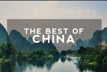 Hip China Travel / If you're wondering what to do in China, then look no further. We've gathered the Best of China in this board for you, from inspirational travel photos to practical tips || Find all your worldly travel inspiration at: hiptraveler.com - your journey begins here