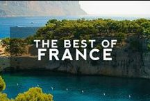 Hip France Travel / If you're wondering what to do in France, then look no further. We've gathered the Best of France in this board for you, from inspirational travel photos to practical tips || Find all your worldly travel inspiration at: hiptraveler.com - your journey begins here