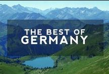 Hip Germany Travel / If you're wondering what to do in Germany, then look no further. We've gathered the Best of Germany in this board for you, from inspirational travel photos to practical tips || Find all your worldly travel inspiration at: hiptraveler.com - your journey begins here