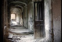 Verlaten, desolate