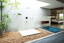 Outdoor bathroom inspiration