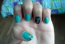 Nails / This is created for my mum
