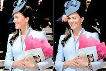 Kate - Styl of Duchess / What Kate wore...