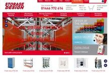 Storage Design Limited New web site 2014 / This is a brand new web site from Storage Design Limited With over 5000 products from linbins to lockers and a lot more.