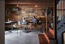 Food & Wine - Store & Places / Insuperabile impatto estetico ed elevate performance, le superfici innovative Ideal Work donano uno stile unico agli spazi dedicati al Food.