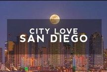 City Love: San Diego / Tips and Travel Inspiration for one of our Favorite Hip Places Around the World: San Diego, California, USA | Find More City Trips on hiptraveler.com