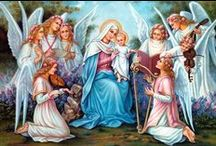 Our Blessed Mother / O Mary, conceived without sin, pray for us who have recourse to thee!