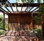 Atelier Pompeia / Um atelier no jardim. Imerso neste pequeno oásis verde urbano, este anexo é respeitosamente implantado no jardim desta casa construída em 1929, na busca pelos ares de antigamente com o olhar contemporâneo.
