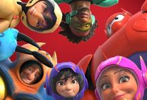 Big hero 6 / We can be way more